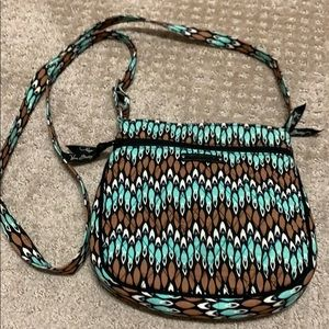Vera Bradley Sierra Stream Bag
